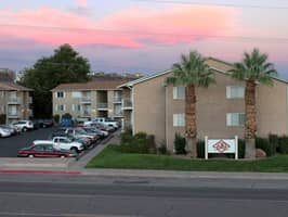 Red Mountain Apartments