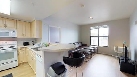 Kapi-Bay-Area-2020-Kittredge-St-Berkeley-CA-Living-Area-With-Kitchen-Unilodgers