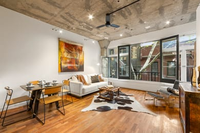 6-7-drewery-lane-melbourne-student-accommodation-Melbourne-Living-Area-Unilodgers