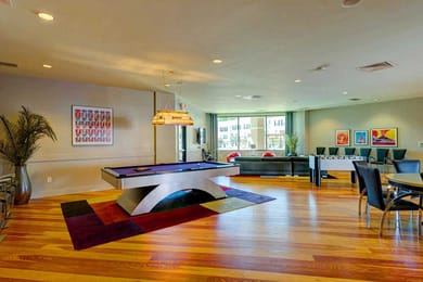Copper-Beech-Townhomes-Greenville-Game-Room-Unilodgers