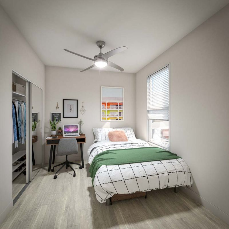 Uncommon-Raleigh-North-Carolina-Raleigh-Bedroom-Unilodgers