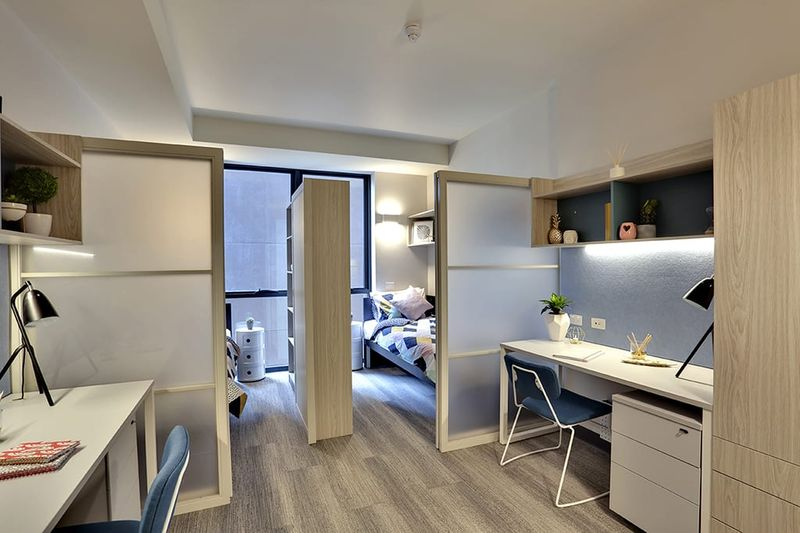 Urbanest-At-The-University-Of-Adelaide-Private-Twin-Share-Studio-Bedroom-With-Study-Area-Unilodgers