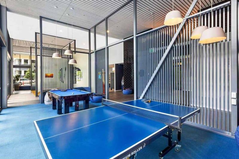 Atira-Merivale-Street-Brisbane-Pool-Table-Unilodgers