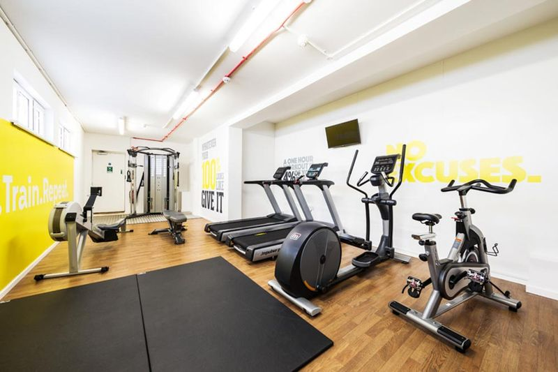 St-Augustine's-House-Plymouth-Gym-Unilodgers