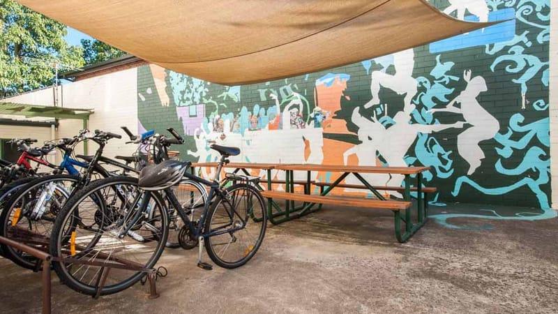 Student-Living-Kent-Town-Adelaide-Bike-Storage-Unilodgers
