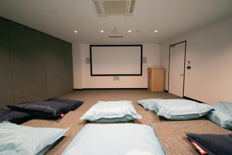 Park-Avenue-Parkville-Melbourne-Cinema-Room-Unilodgers