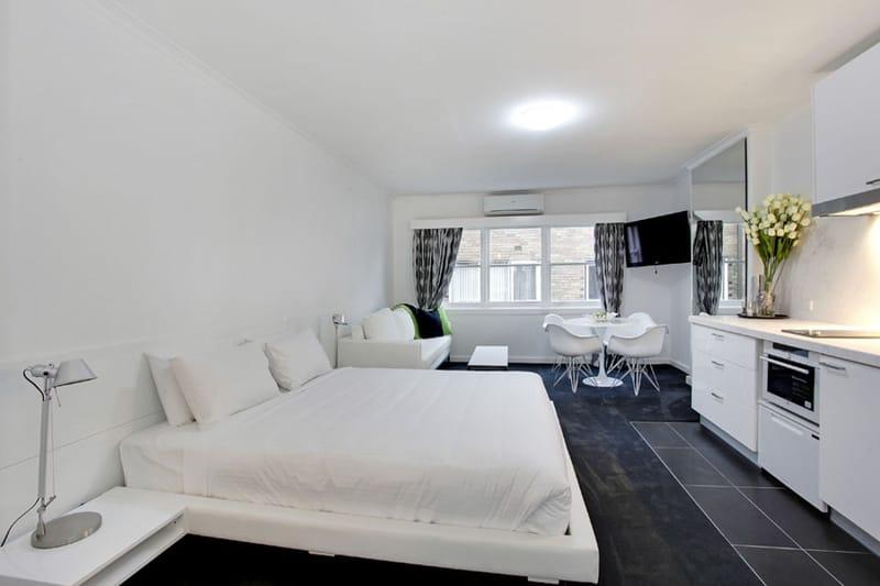 35-Darling-Street-Bedroom-South-Yarra-Unilodgers