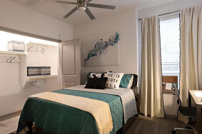 Liv-Arlington-TX-Bedroom-2-Unilodgers