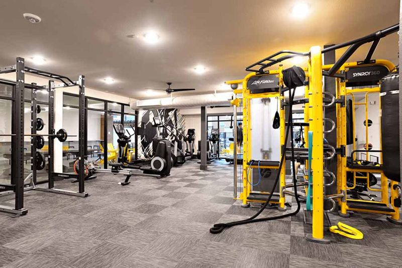 Liv-Arlington-TX-Fitness-Center-Unilodgers