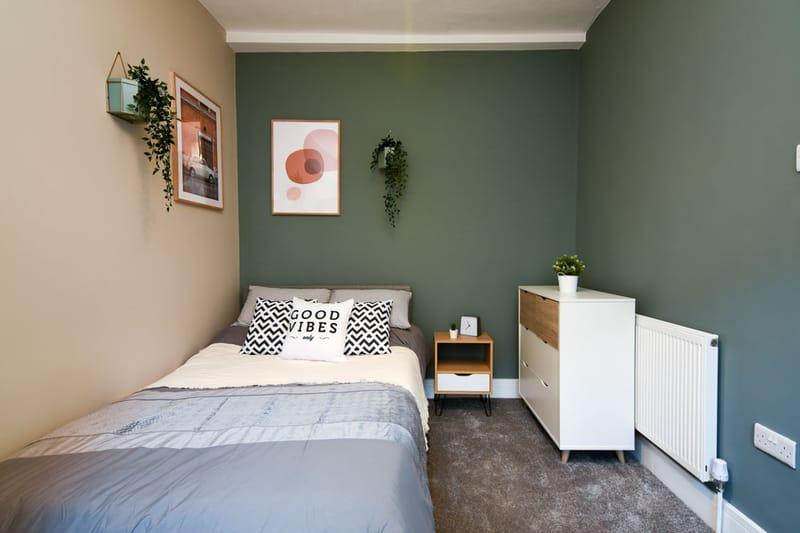 Turney-Street-Nottingham-Bedroom-Unilodgers
