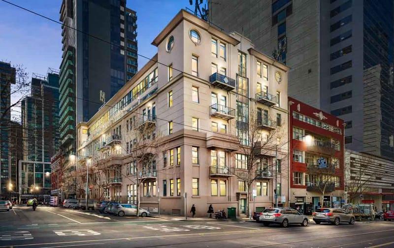 402-408-La-Trobe-Street-Melbourne-Exterior-View-Unilodgers