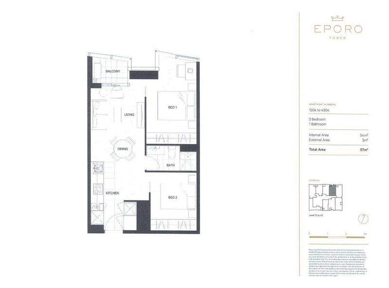 3104-285-La-Trobe-Street-Melbourne-Student-Accommodation-Melbourne-Floorplan-Unilodgers