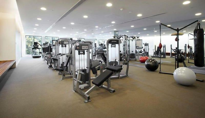 402-150-Clarendon-Street-East-Melbourne-Student-Accommodation-Melbourne-Gym-Unilodgers