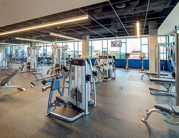 The-Castilian-Austin-TX-Fitness-Center-2-Unilodgers