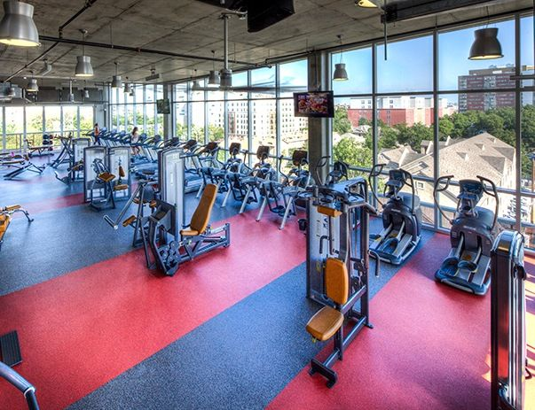 The-Callaway-House-Austin-Tx-Fitness-Center-Unilodgers