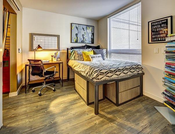 TWELVE-At-U-District-Seattle-WA-Bedroom-Unilodgers