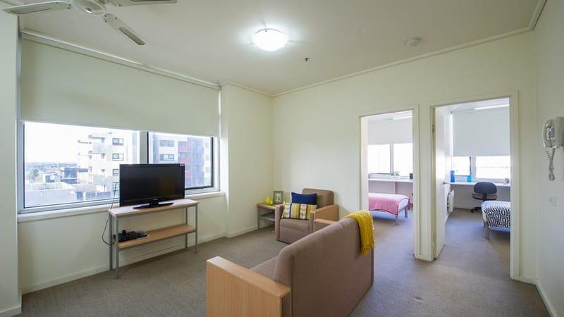 UniLodge-@-550-Lygon-Melbourne-Living-Area-Unilodgers