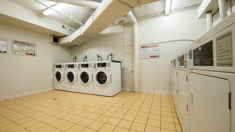 UniLodge-@-550-Lygon-Melbourne-Washing-Area-Unilodgers