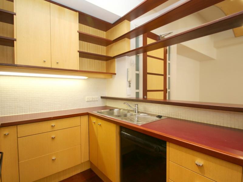 203-258-flinders-lane-melbourne-student-accommodation-Melbourne-Kitchen-Unilodgers