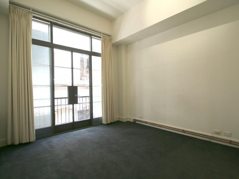 203-258-flinders-lane-melbourne-student-accommodation-Melbourne-Bedroom-Unilodgers