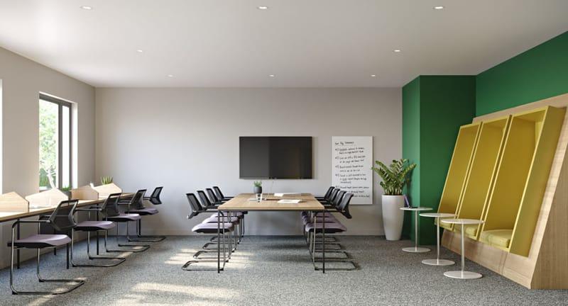 Highfield-House-Dublin-Study-Room-Unilodgers