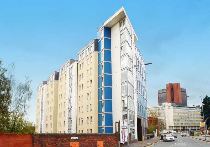 IQ-Broderick-House-Birmingham-Exterior-View-Unilodgers