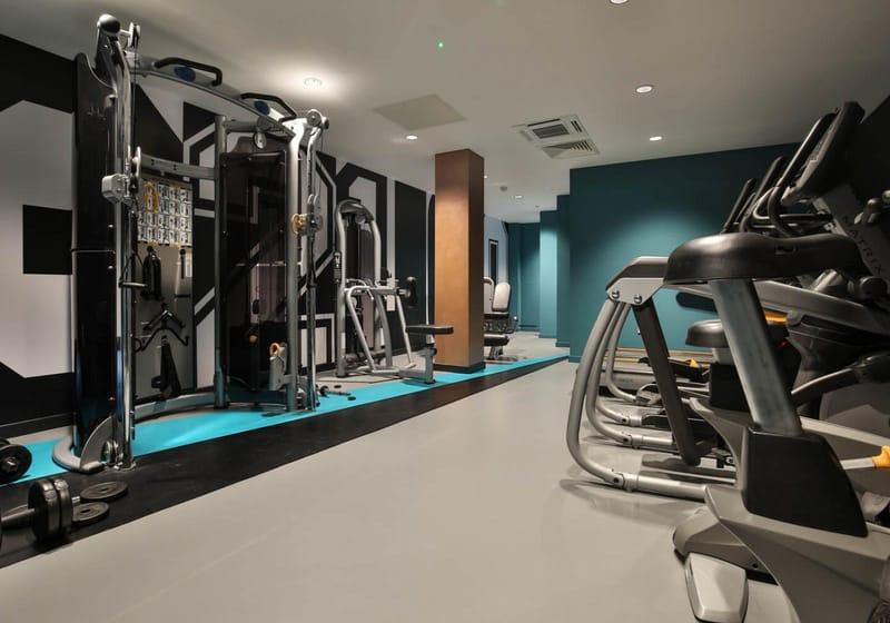 iQ-Hammersmith-London-Gym-Unilodgers