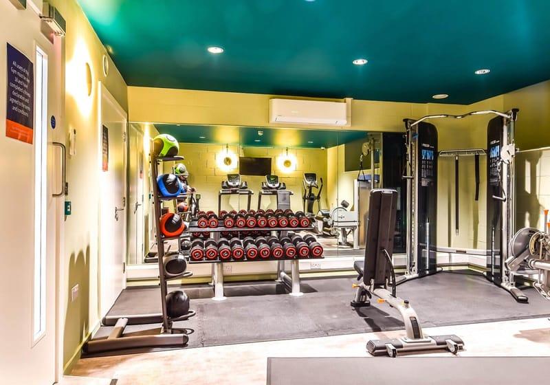iQ-Bloomsbury-London-Gym-Unilodgers