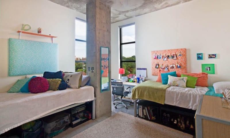Shortbread-Lofts-Chapel-Hill-NC-Twin-Room-Unilodgers