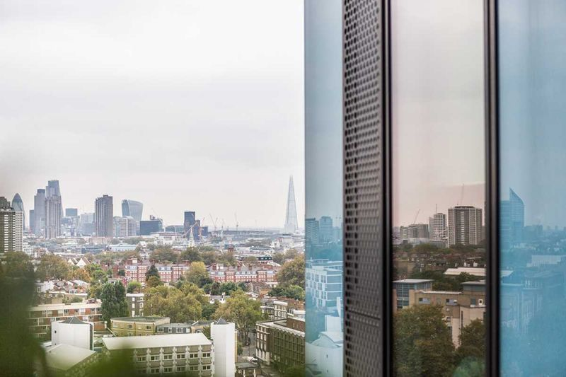 Chapter-Kings-Cross-London-One-Bed-Flat-Window-View-Unilodgers