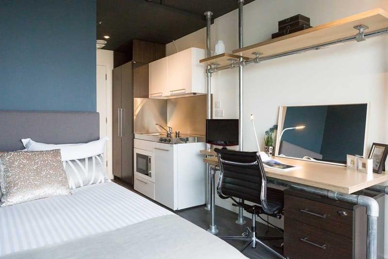 Chapter-Spitalfields-London-Bronze-Studio-Bedroom-01-Unilodgers