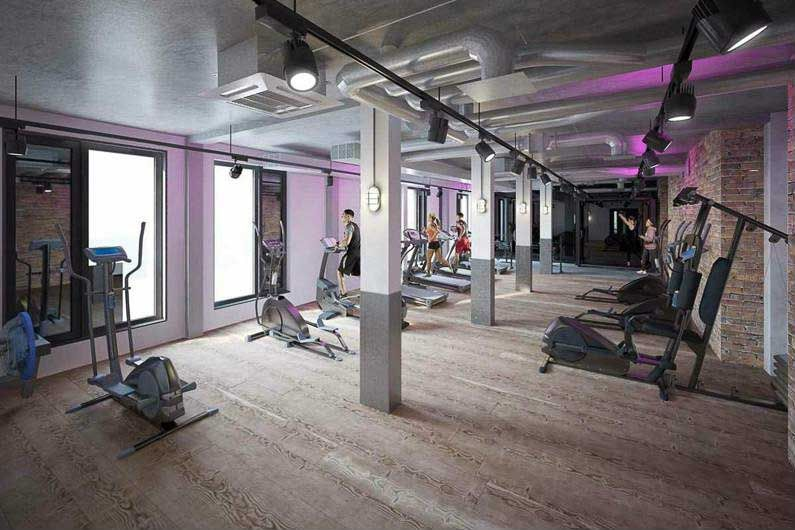 Chapter-White-City-London-Gym-Unilodgers