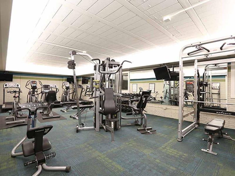 Collegiate-Communities-West-Lafayette-IN-Gym-Unilodgers