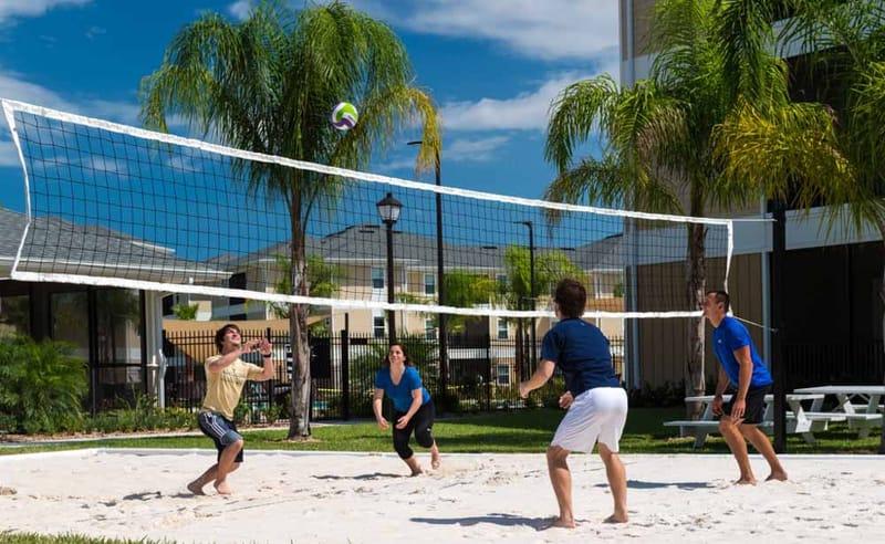 Eagle-Landing-Daytona-Beach-FL-Volleyball-Court-Unilodgers