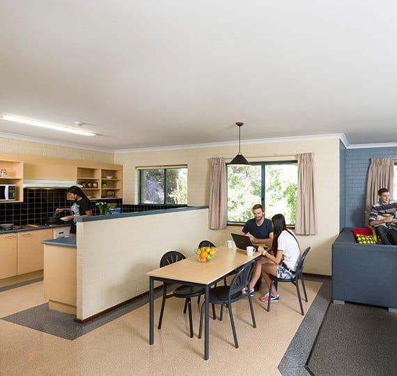 Murdoch-University-Village-Perth-Kitchen-Cum-Dinning-Area-Unilodgers (1)