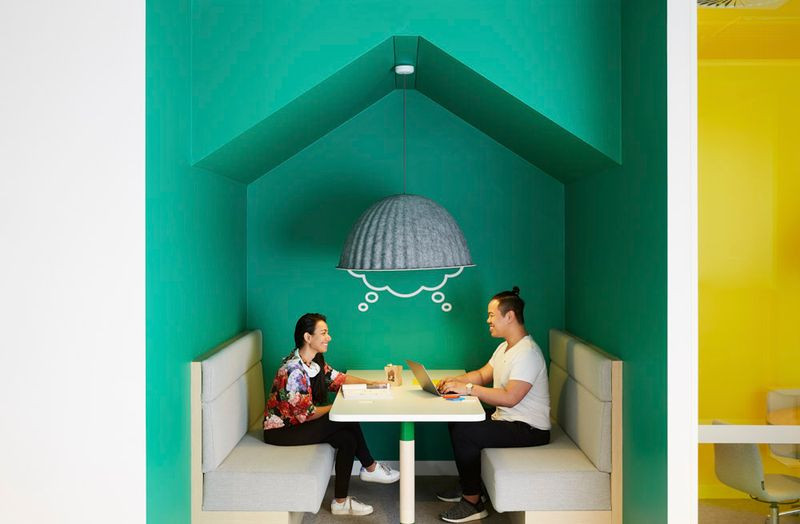 Scape-Swanston-Melbourne-Study-Booth-Unilodgers