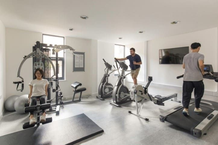 St-James-House-Newcastle-Gym-Unilodgers