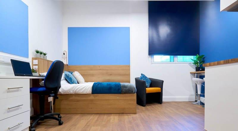 St-Leonardos-House-Lancaster-Bedroom 5-Unilodgers