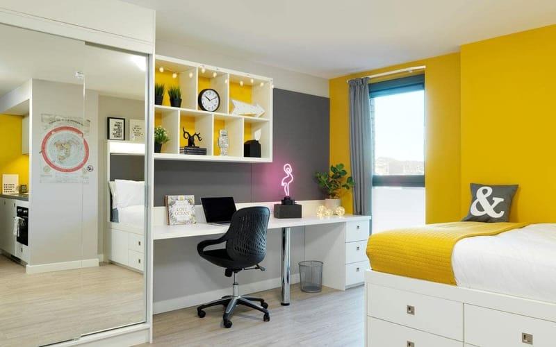Student-Castle-Edinburgh-Studio-3-Unilodgers