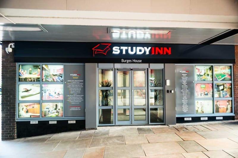 Study Inn Trinity Street-Coventry-Exterior-Unilodgers