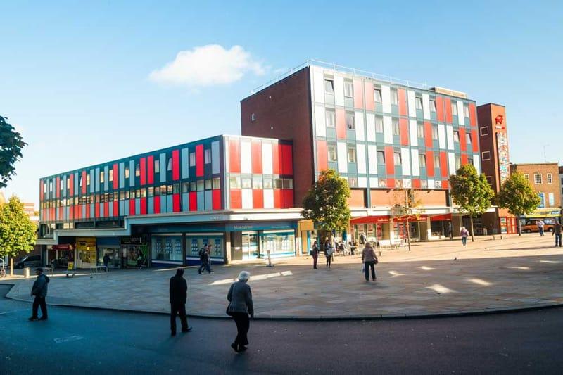 Study Inn Trinity Street-Coventry-Exterior1-Unilodgers