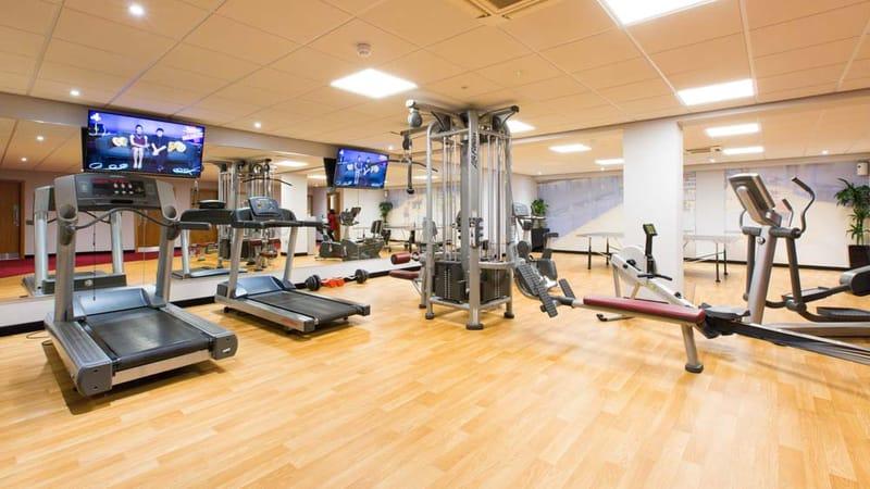 Study Inn Trinity Street-Coventry-Gym-Unilodgers