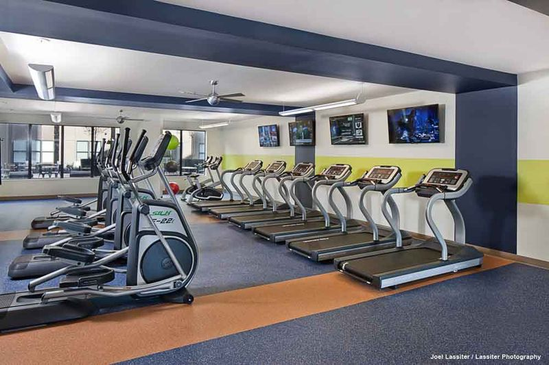 The-Flats-At-West-Village-Charlottesville-VR-Gym-Unilodgers