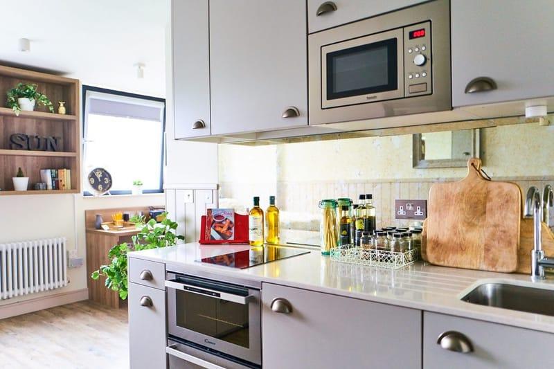 The-Neighbourhood-Cardiff-Kitchen-Unilodgers