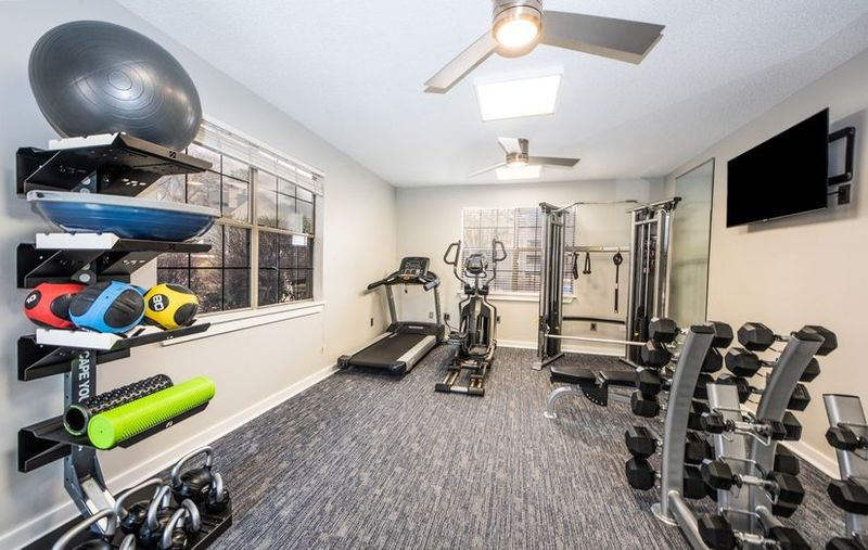 The-Whitley-Apartments-Central-SC-Gym-Unilodgers