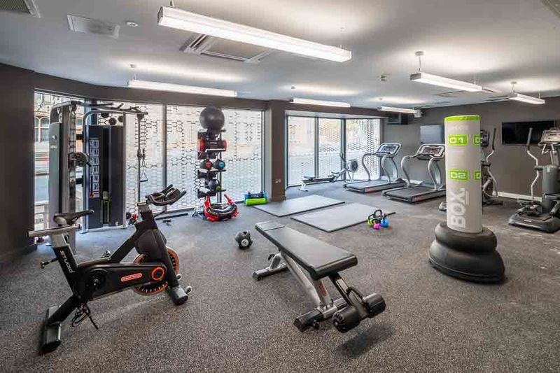 The-Fitzalan-Cardiff-Gym-Unilodgers