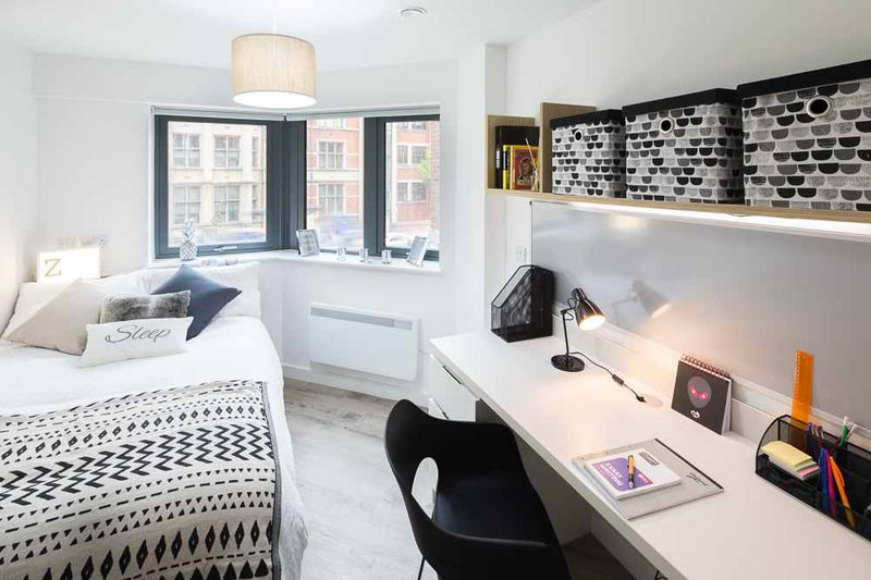 The-Fitzalan-Cardiff-Bedroom-Unilodgers