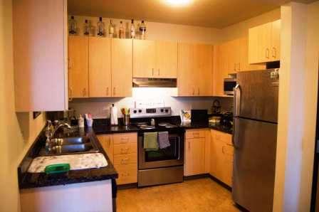 Westgate-Element-Communities-Eugene-OR-Kitchen-Unilodgers