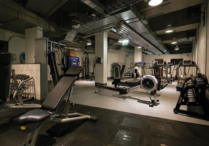 iQ-Shoreditch-London-Gym-Unilodgers