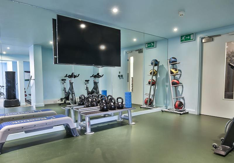 iQ-Tufnell-House-London-Gym-Unilodgers